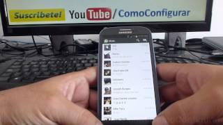 Como Agregar Un Contacto En Whatsapp En Samsung Galaxy S3