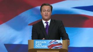 Cameron's Conference Rap