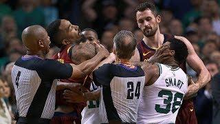 Best of Fights of the 2018 NBA Preseason