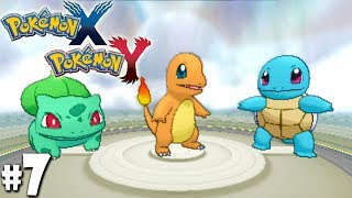 Pokemon X And Y Dual Gameplay Walkthrough: Kanto Starters