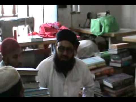 Mnazra Hiyat ul Nabi(s a a w) by Maulana Muhammad Nwaz Sahib (Faisalabadi)p 7