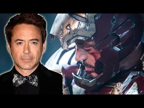 Robert Downey Jr Talks Iron Man Future & Avengers 2