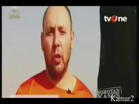 Kekejaman Isis kepada wartawan