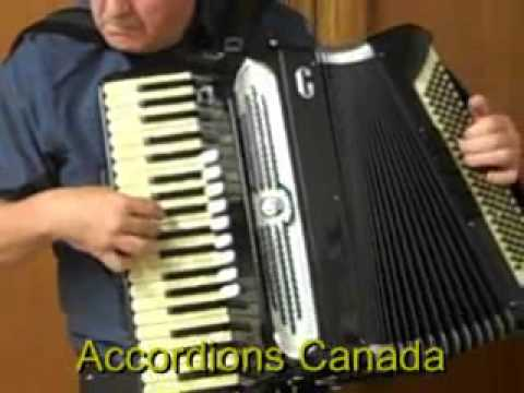 Giulietti Accordion Stradella Bass