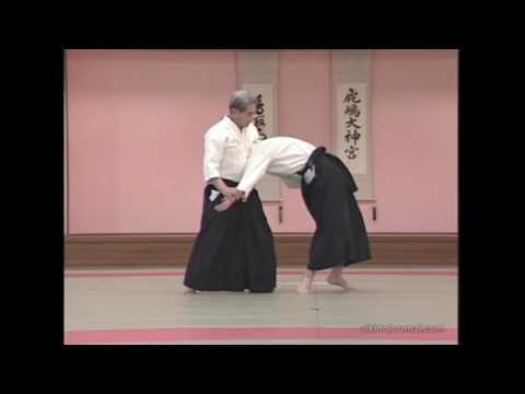 Shoji Nishio presents Shomenuchi Irimi from the