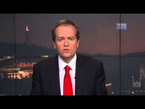 Bill Shorten promises to defend pensioners, young people, low income earners & Medicare