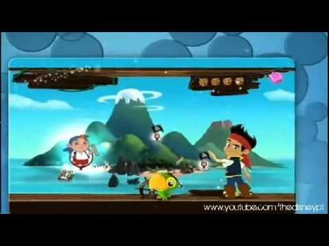 Disney Júnior - Jake e os Piratas da Terra do Nunca (2)