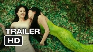 The Sorcerer And The White Snake Official Trailer #1 (2012