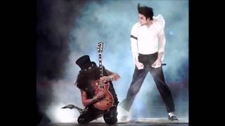 Michael Jackson & Slash MTV Music Awards 1995 Perfect Live