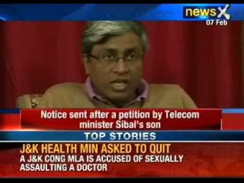 Supreme Court notice to Kejriwal, after a petition by Kapil Sibal's son - NewsX