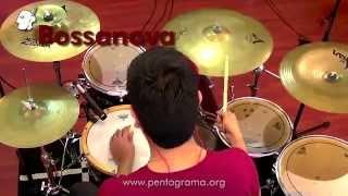 Aprende a tocar batería en diferentes ritmos