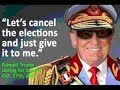 Antichrist Trump Is Raising A Nationalist Racist Fascist Army