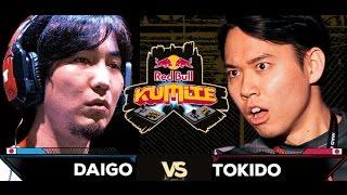 Red Bull Kumite 2016 : Tokido vs. Daigo - Top 16