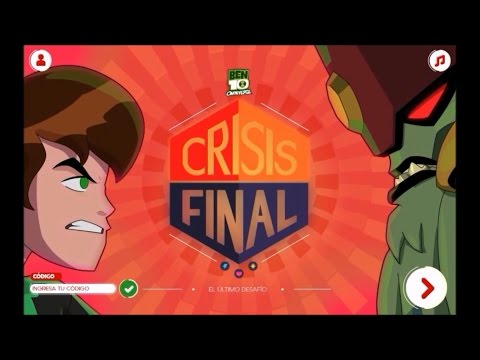 Ben 10: Omniverse - Crisis Final (100% COMPLETADO)