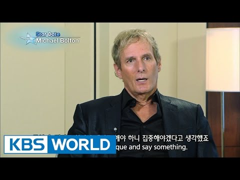 Interview with Michael Bolton (Entertainment Weekly / 2014.10.18)