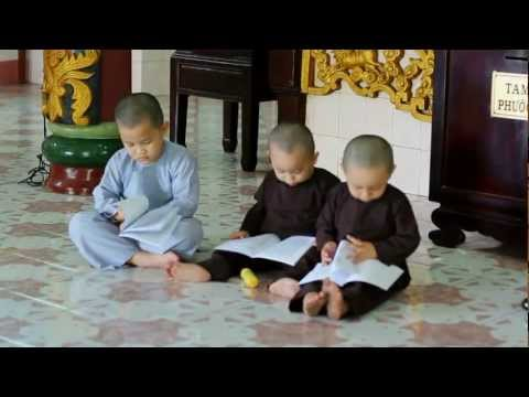 Chú Tiểu Ngây Thơ-Hoàng Duy (Vol 3 Quan Âm Mẹ Hiền)-HD