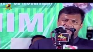Akbaruddin Owaisi Hilarious Comments on KCR and Modi- GHMC Polls Campaign