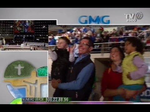 GMG 2013 Brasile, in famiglia a Rio