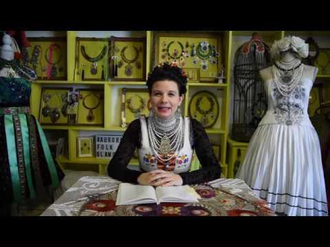 Mesés Aurora FolkGlamour videó sorozat- Dely Mári balladája