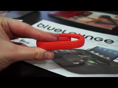 Спортивные браслеты Jawbone Up24 и FitBit Force: сравнение и первый взгляд