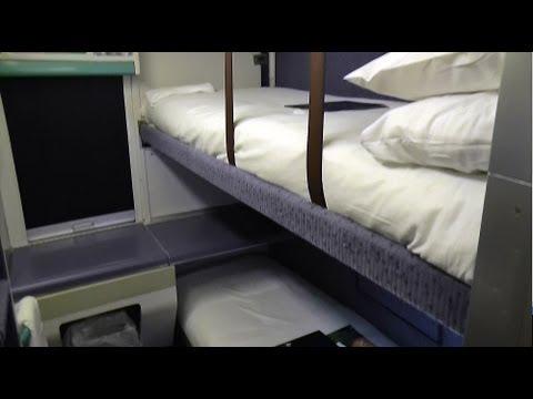 London To Scotland By Caledonian Sleeper Train Youtube