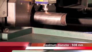 laser tube cutting | CMM Italy