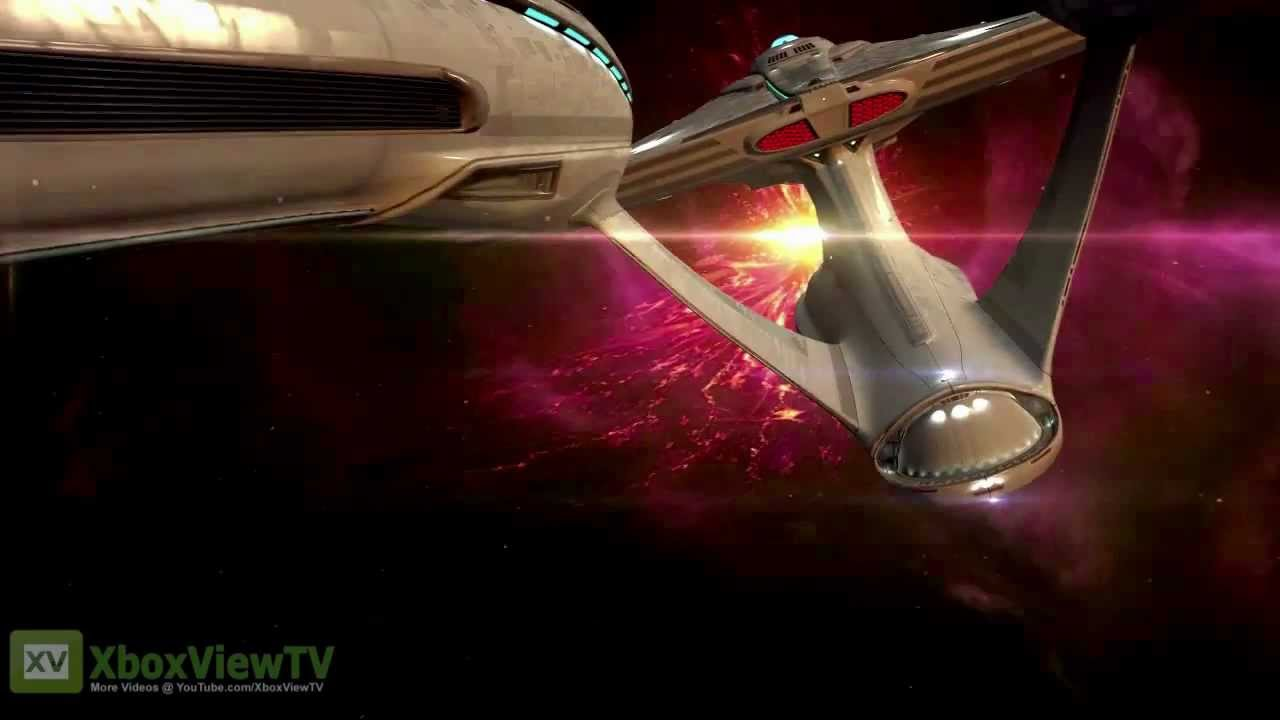 Star Trek (2013) | Part 1 - The Ultimate Co-op Experience Developer Diary (2013) [EN] | HD