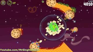 Angry Birds Space Utopia 4-30 Walkthrough Angry Birds