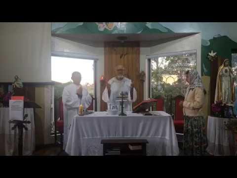 Santa Missa | 17.04.2020 | Padre José Sometti | ANSPAZ