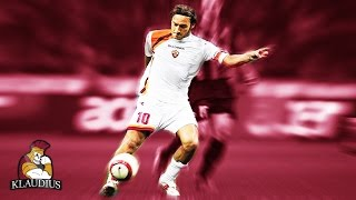 Totti Best Goal Ever (Cucchiaio Inter-Roma 2-3 By Caressa)