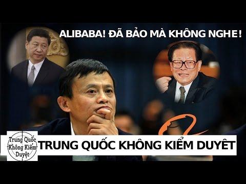 Alibaba! Tôi bảo rồi mà! - TRUNG QUỐC KHÔNG KIỂM DUYỆT