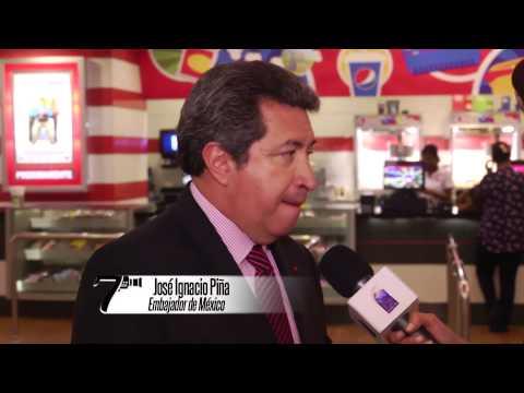 'Tamo en Cine con el Embajador José Ignacio Piña