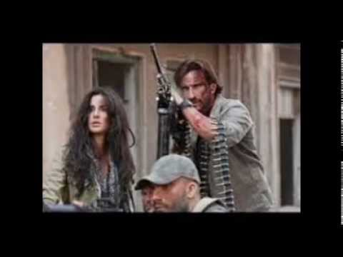 PHANTOM New Bollywood Movie Saif Ali Khan and Katrina Kaif official trailer (all new pics)