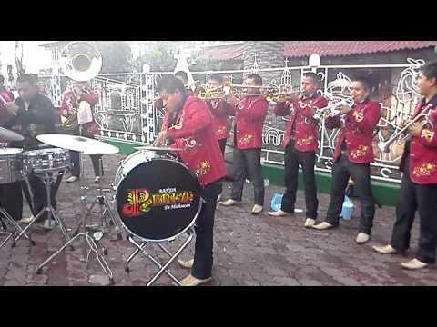 el abejorro- banda perla de michoacan - zapotitlan tlahuac julio 2012