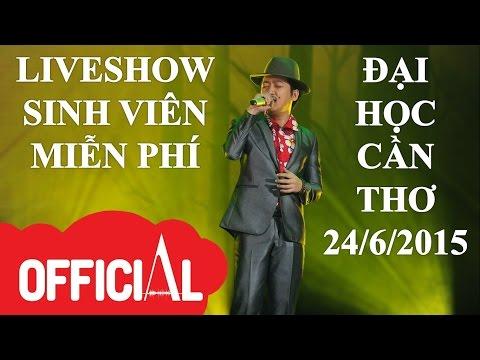Liveshow Hài Trường Giang Cần Thơ 24/6/2015 - Hoài Linh, Chí Tài, Cát Phượng, Đông Nhi (Official HD)