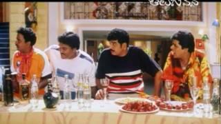 Suneel  Co enjoying their Party