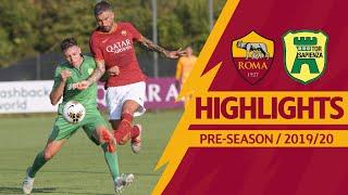 Roma v Tor Sapienza 12-0: MATCH HIGHLIGHTS | 2019-20 PRE-SEASON