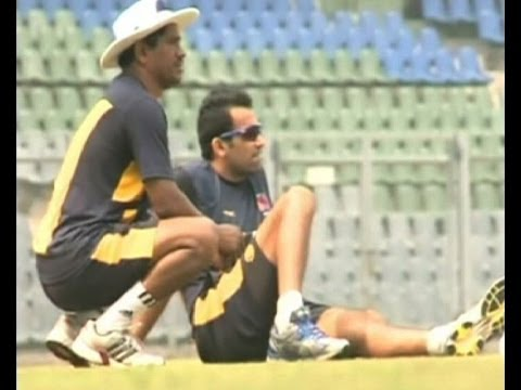 Zaheer Khan interview on comeback for SA tour