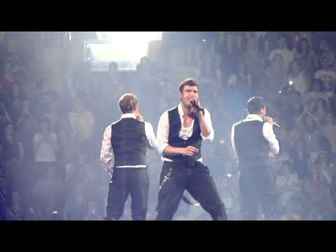 [HD] NKOTBSB - I Want It That Way - Toronto Air Canada Centre ACC - June 8 2011