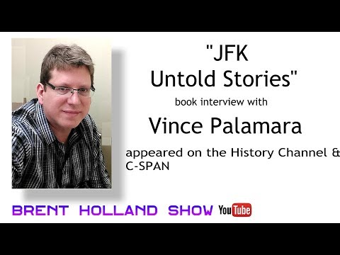 Kennedy Assassination Secret Service Dealey Plaza Vince Palamara Night Fright Show / Brent Holland