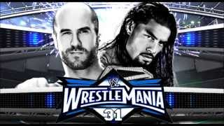 WWE WrestleMania 31 Dream Match Card