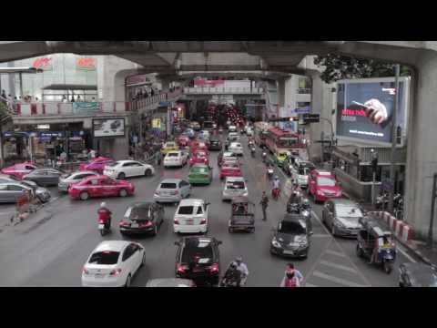 Free Stock Footage: Asia Traffic 1