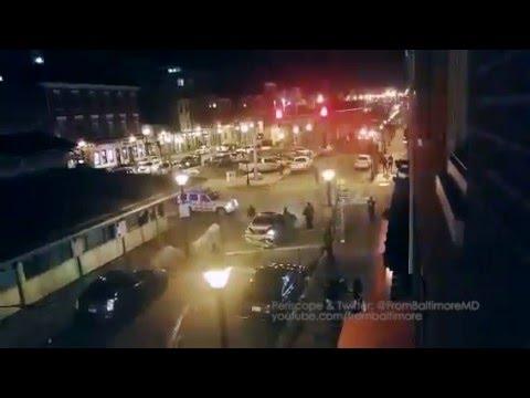 Улична тепачка како во видео играта GTA, во американскиот град Балтимор