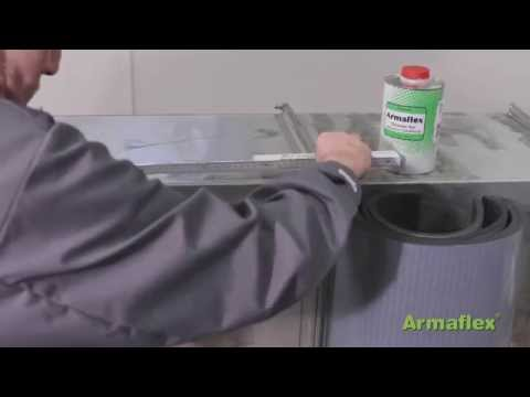 Armacell - Armaflex Sheet Rectangular ducts Application Video