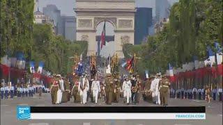 بالفيديو.. ترامب يقبل دعوة ماكرون لحضور احتفالات العيد الوطني الفرنسي | قنوات أخرى