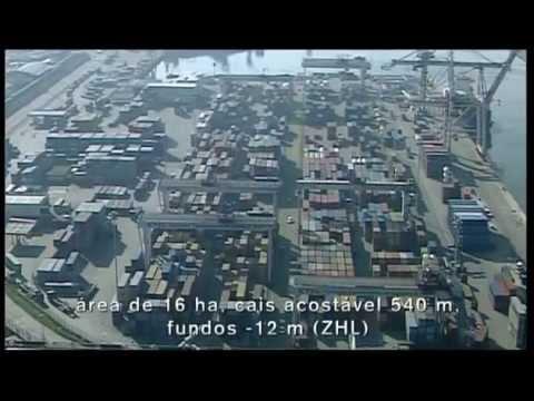 Porto de Leixões - Filme Institucional
