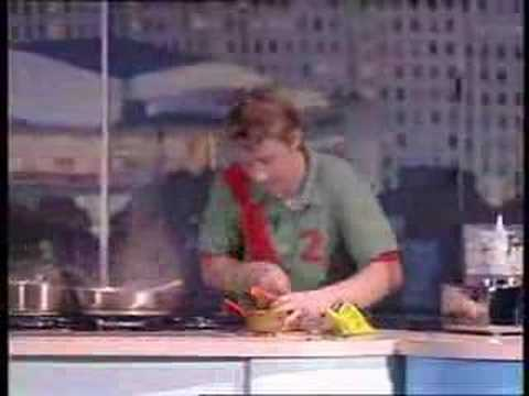 Jamie Oliver - Lamb Curry Song (sung by Jamie)