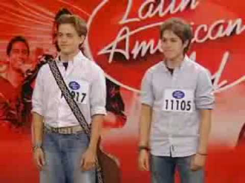 Latin American Idol 2008 - Episodio 1 - Parte 3/7