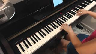 Frozen Let It Go (Easier Version) FREE Piano Sheets
