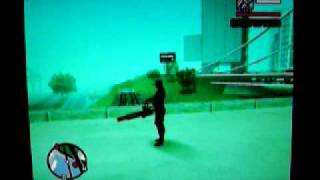 Gta San Andreas- Como Encontrar La Minigun (Ps2)